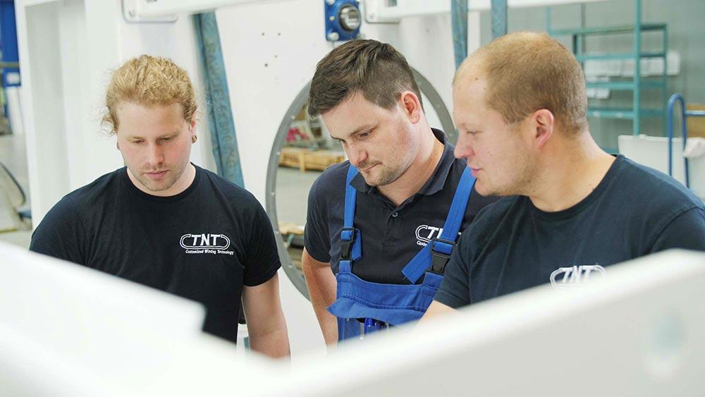 TNT Maschinenbau - Ihr kompetenter Systempartner